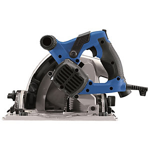 Draper 165mm Plunge Saw with Guide Rails 240V - 1200W