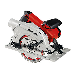Einhell TE-CS 165 165mm Corded Circular Saw 240V - 1200W