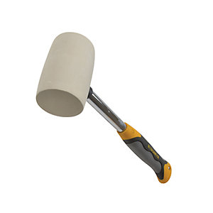 Roughneck Non Marking Rubber Mallet - 16oz