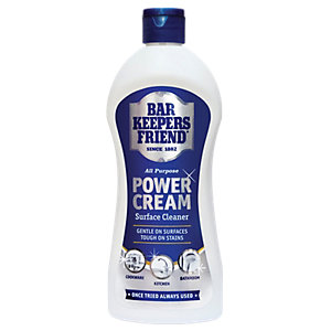 Kilrock Bar Keepers Friend Cream Surface Cleaner - 350ml
