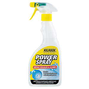 Kilrock Power Spray Descaler - 500ml