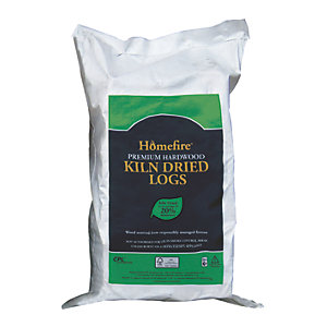 Homefire Hardwood Kiln Dried Logs - Large Bag