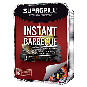 Supagrill Instant Light Disposable BBQ