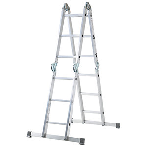 Werner 10 Way Multi-Purpose Ladder