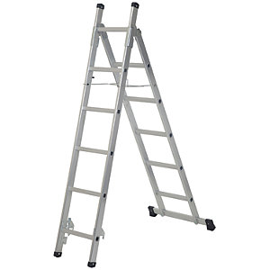 Werner 3 in 1 Combination Ladder