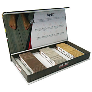Eva-Last Apex Composite Decking Sample Box