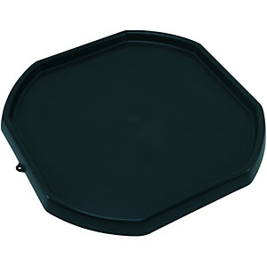 Wickes Heavy Duty Tuffspot Mixing Tray - Black