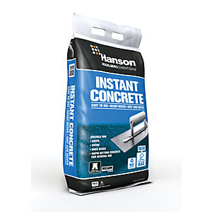 Hanson Instant Ready Mixed Concrete Maxi Bag - 20kg