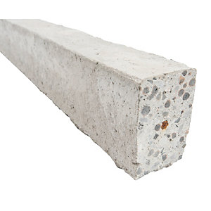 Wickes L02 Steel Reinforced Concrete Lintel - 100 x 65 x 900mm