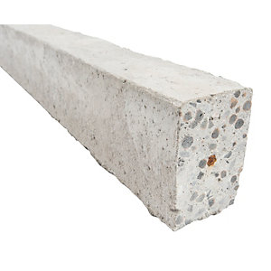 Wickes L03 Steel Reinforced Concrete Lintel - 100 x 65 x 1200mm