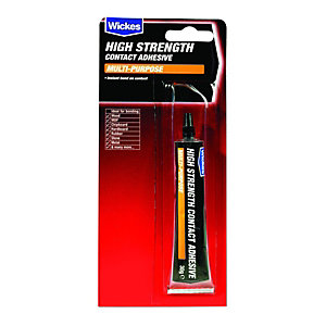 Wickes High Strength Contact Adhesive - 30g