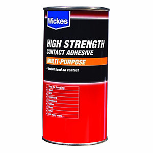 Wickes High Strength Contact Adhesive - 500ml