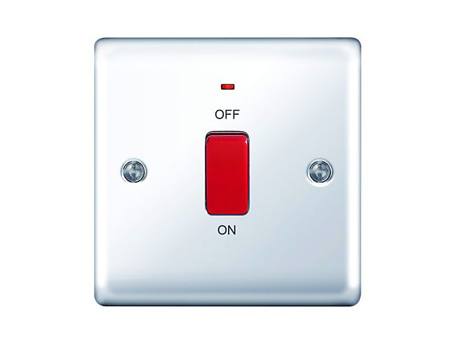 Cooker Control Switches