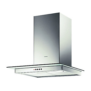 Electrolux 60-70cm Stainless Steel Chimney Cooker Hood EFL317A