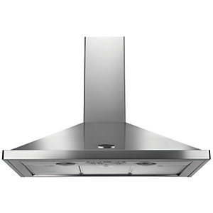 Rangemaster 110cm Chimney Hood Stainless Steel