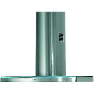 Rangemaster 110cm Elite Stainless Steel Chimney Hood