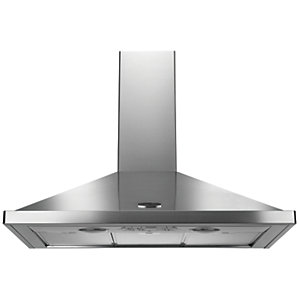 Rangemaster 90cm Stainless Steel Chimney Hood