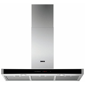 Zanussi Stainless Steel Chimney Hood ZFT919Y