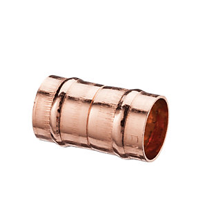 NEW Solder Ring Straight Couplers 8mm Pack of 2