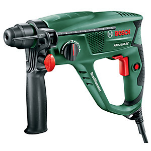 Bosch PBH 2100 RE Rotary Corded Hammer Drill - 550W