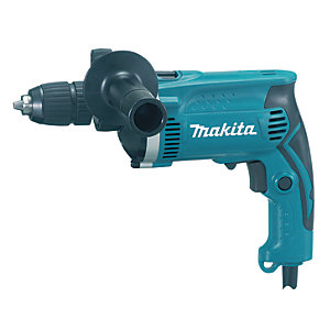 Makita HP1631K Corded Percussion Drill 240V - 710W