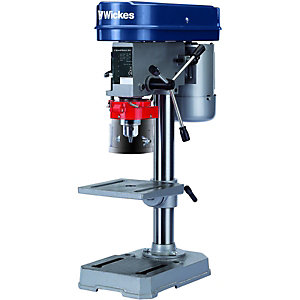 Wickes Bench Pillar Drill - 350W