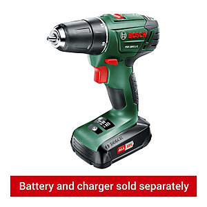 Bosch 18V PSR 1800 LI 2 Speed Drill Driver - Bare