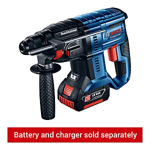 Bosch Professional GBH 18 V-20 Cordless SDS+ Hammer Drill - Bare