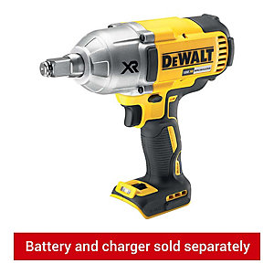 DEWALT 18V DCF899NH-XJ XR High Torque Cordless Impact Wrench - Bare - Hog Ring Version