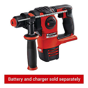 Einhell Power X-Change 18V Herocco Brushless Cordless SDS Hammer Drill - Bare