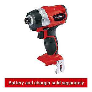 Einhell Power X-Change TECI18LIBL 18V Cordless Impact Driver Brushless -Bare