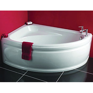 Corner Baths | Baths | Wickes.co.uk