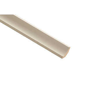Wickes Primed Coving Moulding - 20mm x 20mm x 2.4m