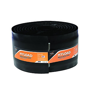 Hyload Insulated Damp Proof Course 225mm x 8m