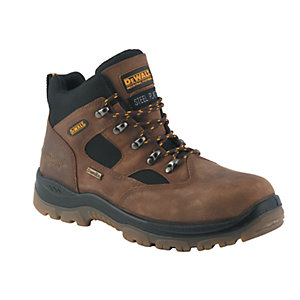 DeWalt Challenger Hiker Safety Boot - Brown
