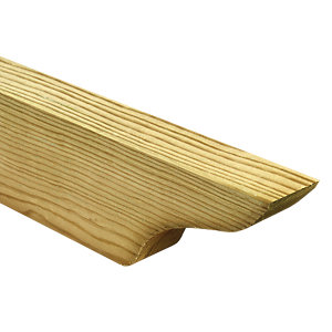 Wickes Pergola Crossbeam - 40 x 90mm x 2.4m