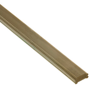 Wickes Modern Deck Rail - 2400mm