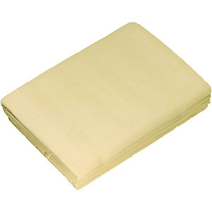 Wickes Heavy Duty Cotton Dust Sheets - 3.6 x 2.7m - Pack of 3