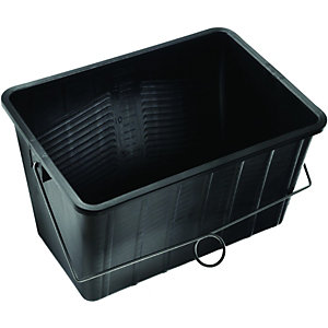 Wickes Rigid Plastic Paint Scuttle - 14L