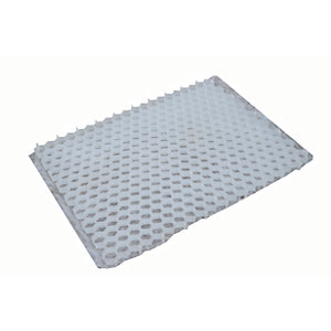 Wickes Gravel Stabilisation Mat with Geotextile Base White - 1166 x 800 x 30mm