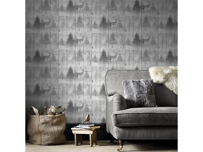 Wallpaper Decorating Interiors Wickes