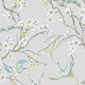 Sublime Japan Wallpaper Blue 10m
