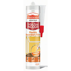 UniBond Flexible Decorators Filler - White 300ml