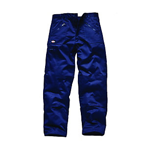 Dickies Redhawk Action Trousers Navy Reg Leg