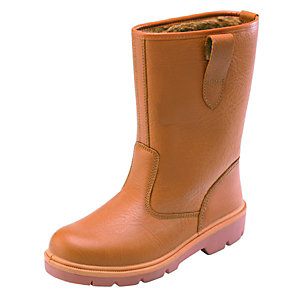 Dickies Rigger Safety Boot - Tan