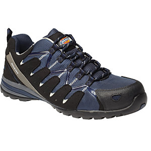 Dickies Tiber Safety Trainer - Black