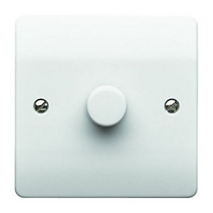 MK 250W Dimmer SINGLE2W K1534RPWHI