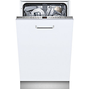 NEFF 45cm Slimline Integrated Dishwasher with Info Light S583C50X0G