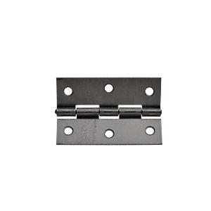 Wickes Butt Hinge - Steel 63mm Pack of 2