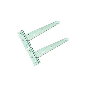 Wickes Tee Hinge - Zinc 150mm